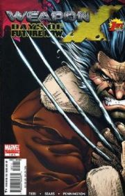 Weapon X Days Of Future Now